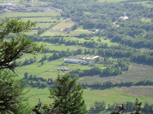 View of Ranui from Hoyt Peak